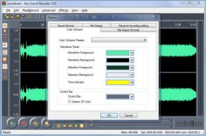 Enlarge Any Sound Recorder Screenshot