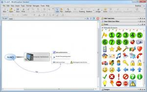 Enlarge MindVisualizer  Standard Screenshot