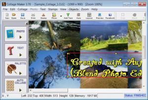 Enlarge Collage Maker Screenshot