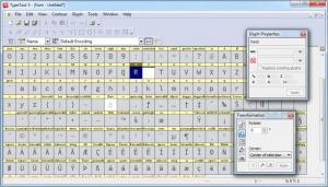 Enlarge TypeTool Screenshot