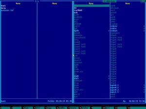 Enlarge Emergency Boot CD Screenshot