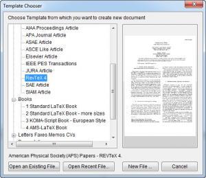 Enlarge BaKoMa  TeX Screenshot