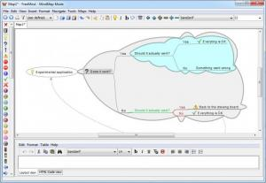 Enlarge FreeMind Screenshot