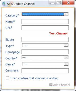 Enlarge anyTV Pro Screenshot