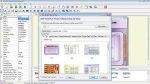 Enlarge AutoRun Design III Screenshot
