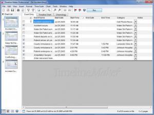 Enlarge Timeline Maker  Professional Screenshot