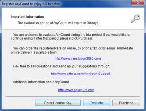 Enlarge AnyCount Screenshot