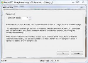 Enlarge Better JPEG Screenshot
