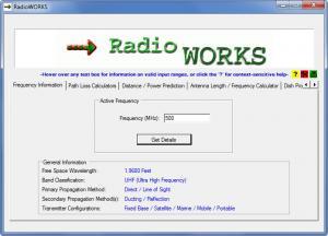 Download RadioWORKS Free Enlarge RadioWORKS Screenshot