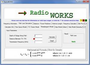 Enlarge RadioWORKS Screenshot