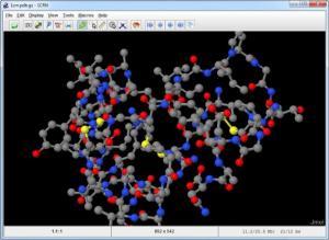 Enlarge Jmol Screenshot