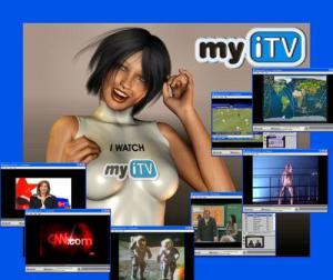 Enlarge My Internet TV Screenshot