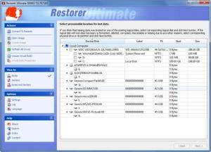 Enlarge Restorer Ultimate Screenshot