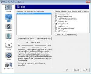 Enlarge Ultra Hal Assistant Screenshot