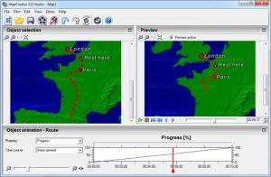 Enlarge MapCreator Screenshot
