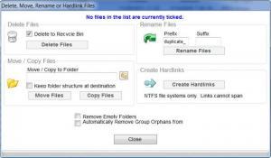 Enlarge Duplicate Cleaner Screenshot