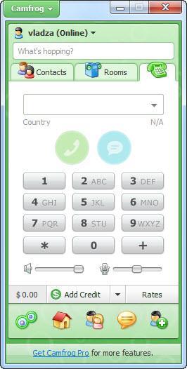 Enlarge Camfrog Screenshot
