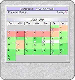 Enlarge Insight Calendar Screenshot