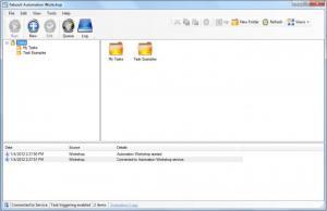 Enlarge Febooti Automation Workshop Screenshot