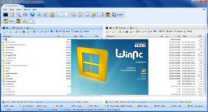 Enlarge WinNc Screenshot