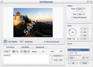 Enlarge Watermark Factory Screenshot
