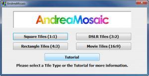 Enlarge AndreaMosaic Screenshot