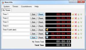 Enlarge WatchMe Screenshot