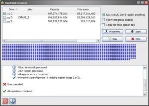 Enlarge Innovative System Optimizer Screenshot