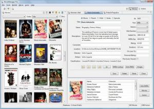 Enlarge MovieManager Pro Screenshot