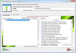 Enlarge Kiwi Application Monitor Screenshot
