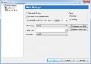 Enlarge MP3Test Screenshot