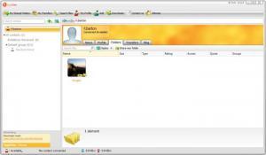 Enlarge GigaTribe Screenshot