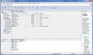 Enlarge Xplorer2 Screenshot