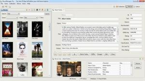 Enlarge MovieManager Screenshot
