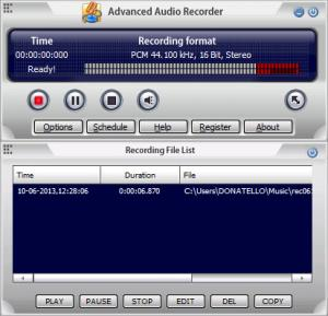 Download Advanced Audio Recorder Free