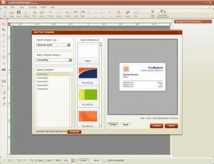 Enlarge Label Design Studio Screenshot