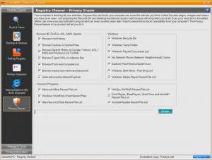 Enlarge CleanMyPC Registry Cleaner Screenshot