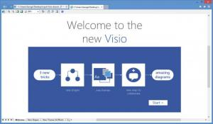 Enlarge Microsoft Visio Viewer Screenshot