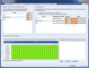 Enlarge PerfectDisk Pro Screenshot