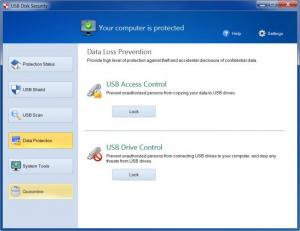 Enlarge USB Disk Security Screenshot