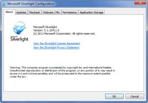 Enlarge Microsoft Silverlight Screenshot