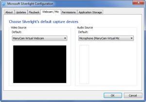Enlarge Microsoft Silverlight Screenshot