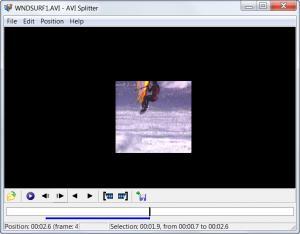 Enlarge Briz AVI Splitter Screenshot