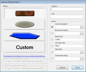 Enlarge DeepBurner Free Screenshot