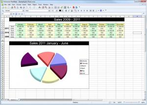 Enlarge Ashampoo Office Screenshot