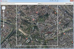 Enlarge SketchUp Make Screenshot