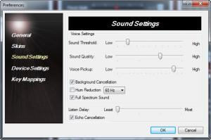 Enlarge MorphVOX Pro Screenshot