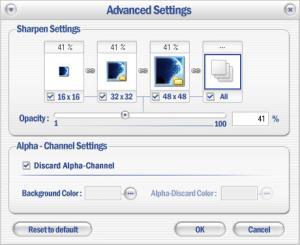 Enlarge Icon Constructor Screenshot