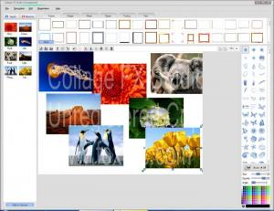 Enlarge Collage FX Studio Screenshot