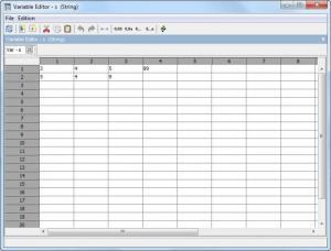 Enlarge Scilab Screenshot